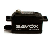 Savox BLACK EDITION LOW PROFIL