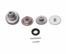 SERVO GEAR SET WITH BEARINGS S