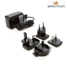 Spektrum RC International & Domestic Air Transmitter AC Adapter