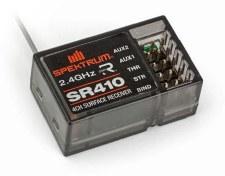 Spektrum RC SR410 4-Channel DSMR Sport Surface Receiver