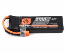 Spektrum RC 3S Smart Lipo 30C Battery Pack with IC3 Connector (11.1V/3200mah)