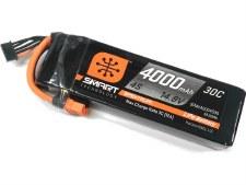 4000mAh 4S 14.8V Smart LiPo Ba