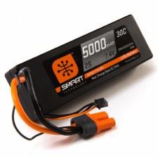 5000mAh 2S 7.4V Smart LiPo 30C