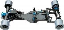 Tamiya 1/10 F104 Version 2 Chassis Kit