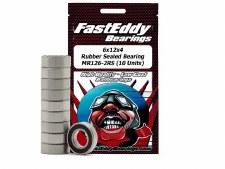 Fast Eddy 6x12x4 Rubber Sealed