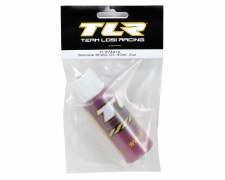 TLR 40Wt Silicone Shock Oil, 2oz