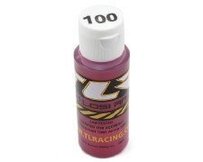TLR 100Wt Silicone Shock Oil, 2oz
