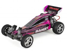 Traxxas 1/10 Bandit Extreme Buggy Ready to Run (Pink)