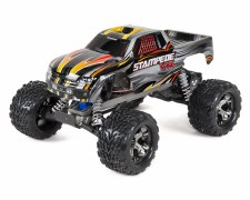 Traxxas 1/10 Stampede VXL Brushless Monster Truck 2WD Ready to Run (Silver)