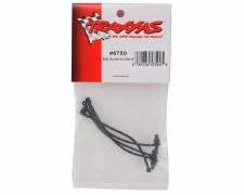 Body clip retainer, black (4)