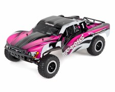 Traxxas 1/10 Slash Short Course Truck 2WD Ready to Run (Pink)