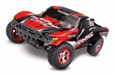 Traxxas 1/10 Slash Short Course Truck 2WD Ready to Run (Red)