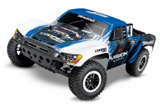 Traxxas 1/10 Slash Short Course Truck 2WD Ready to Run (Vision)