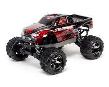 Traxxas 1/10 Stampede VXL Brushless Monster Truck 4x4 Ready to Run (Red)