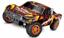 Traxxas 1/10 Slash 4x4 4WD Brushed Short Course Truck Ready to Run (Orange)