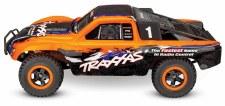 Traxxas 1/10 Slash 4x4 VXL Brushless Short Course Truck Ready to Run (Orange)