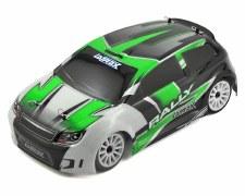 Traxxas LaTraxx Rally 1/18 4WD Ready to Run Rally Racer (Green)