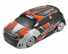 Traxxas LaTraxx Rally 1/18 4WD Ready to Run Rally Racer (Orange)