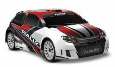 Traxxas LaTraxx Rally 1/18 4WD Ready to Run Rally Racer (Red)