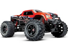 Traxxas X-Maxx 8S 4WD Brushless Ready to Run Monster Truck (Red)