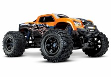 BACK ORDER AVAILABLE - Traxxas X-Maxx 8S 4WD Brushless Ready to Run Monster Truck (Orange)