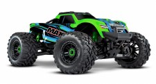 BACK ORDER AVAILABLE - Traxxas Maxx 1/10 4WD Brushless Monster Truck Ready to Run (Green)
