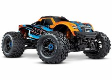 BACK ORDER AVAILABLE - Traxxas Maxx 1/10 4WD Brushless Monster Truck Ready to Run (Orange)