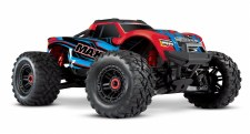 BACK ORDER AVAILABLE - Traxxas Maxx 1/10 4WD Brushless Monster Truck Ready to Run (Red)