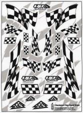 Checkered Flag Sheet: Univ