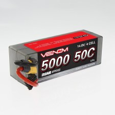 50C 14.8V 5000mAh 4S1P  LiPo