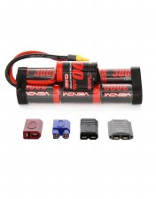 Venom 8.4V 3000mah 7 Cell Nimh Hump Battery Pack