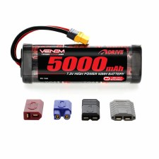 Venom 7.2V 5000mah 6 Cell Nimh Stick Battery Pack