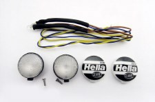 RC4WD 1/10 Light Assembly with Hella Printed Covers (2)