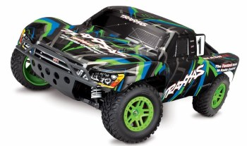Traxxas Slash 4x4 1/10 4WD Brushed Short Course Truck Ready to Run