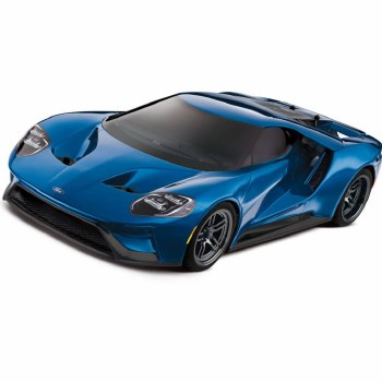 Traxxas 4-Tec 2.0 1/10 Touring Car Ready to Run with Ford GT Body (Blue)