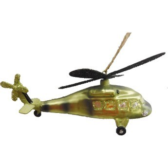 HELICOPTER GLASS