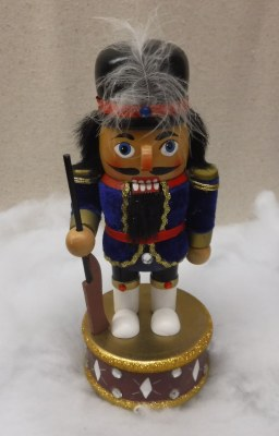"9"" SOLDIER NUTCRACKER MUSICAL"