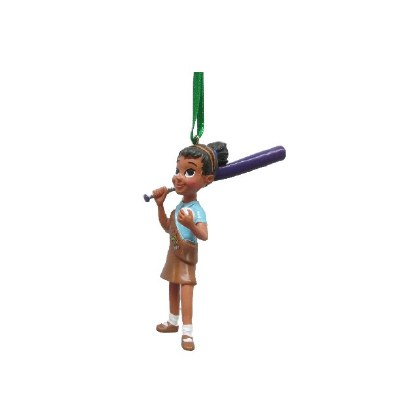 GIRL SCOUT BROWNIE BASEBALL PLAYER