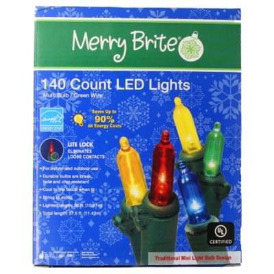 140 CT LED MULTI LIGHTS