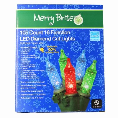 105 CT 16 FUNC LED DIAM CUT
