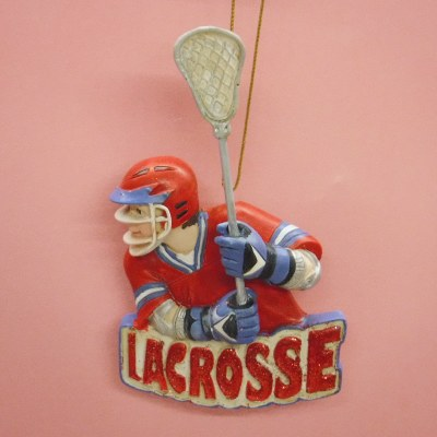 LACROSSE PLAYER MALE