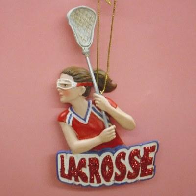 LACROSSE PLAYER FEMALE