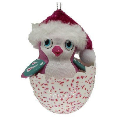 PINK/WHITE HATCHIMAL