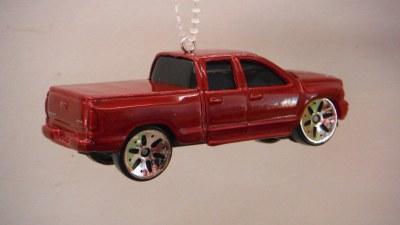 2002 RED DODGE RAM