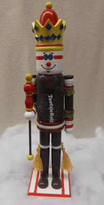 TOOTSIE ROLL KING NUTCRACKER