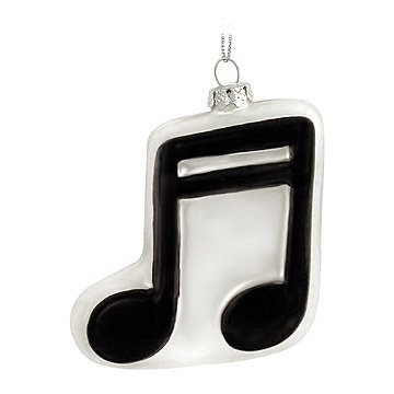 MUSIC NOTE - GLASS