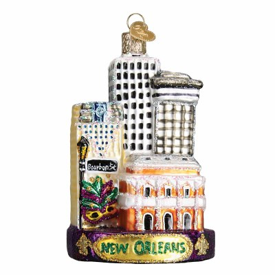 NEW ORLEANS OLD WORLD