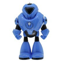 BLUE SPACE ROBOT
