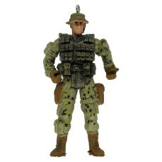 ARMY MAN WITH VEST