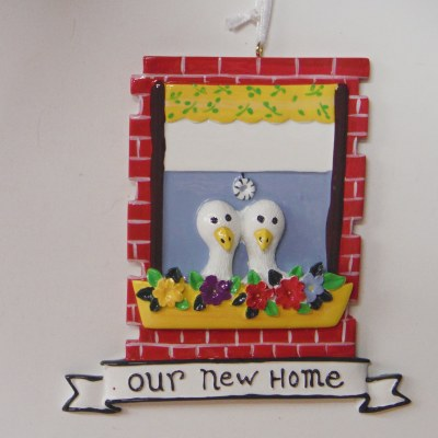 """""""OUR NEW HOME"""" WINDOW"""